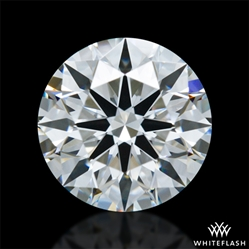 0.814 ct G VS1 A CUT ABOVE® Hearts and Arrows Super Ideal Round Cut Loose Diamond