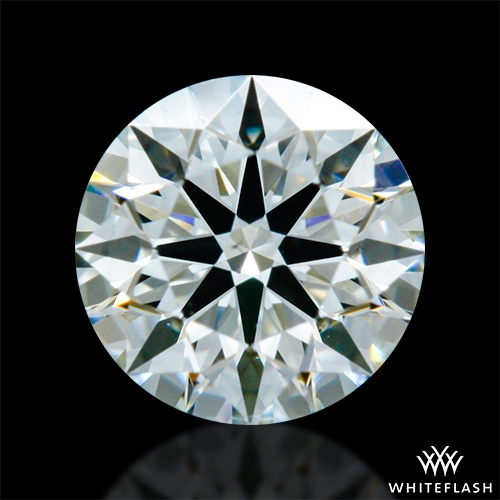 0.315 ct K SI1 A CUT ABOVE® Hearts and Arrows Super Ideal Round Cut Loose Diamond