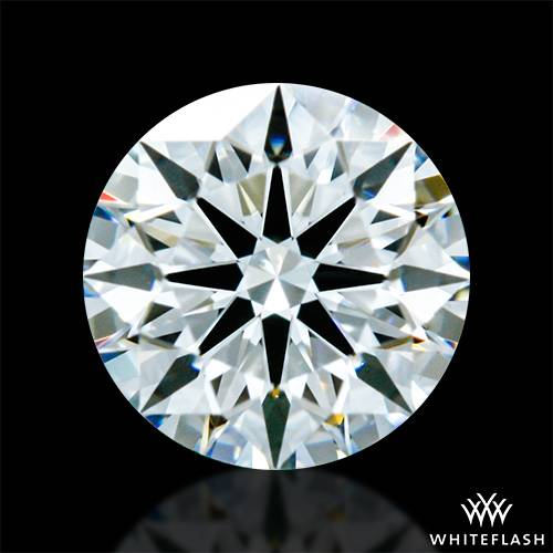 0.505 ct F VS2 A CUT ABOVE® Hearts and Arrows Super Ideal Round Cut Loose Diamond