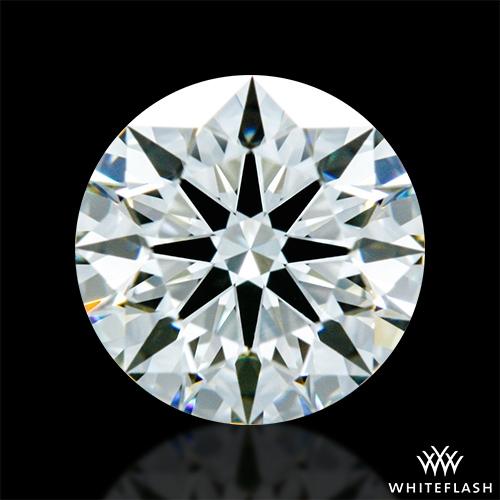 0.548 ct I VS1 A CUT ABOVE® Hearts and Arrows Super Ideal Round Cut Loose Diamond
