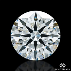 1.571 ct G VS2 A CUT ABOVE® Hearts and Arrows Super Ideal Round Cut Loose Diamond