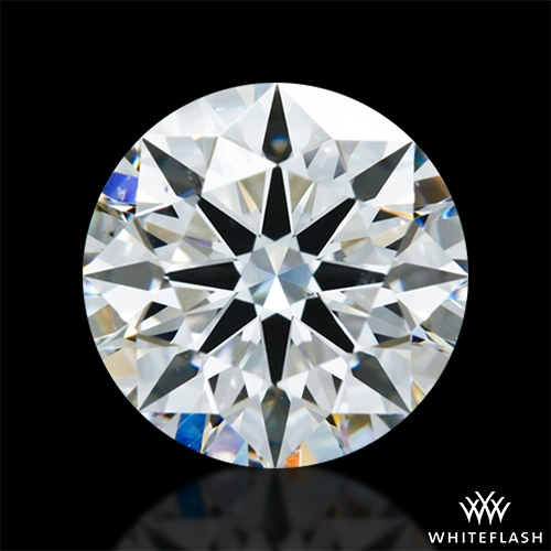 1.084 ct H VS2 A CUT ABOVE® Hearts and Arrows Super Ideal Round Cut Loose Diamond