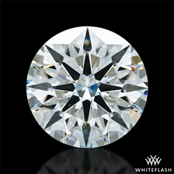 1.445 ct H VS2 A CUT ABOVE® Hearts and Arrows Super Ideal Round Cut Loose Diamond