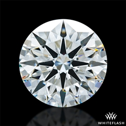 2.507 ct H SI1 A CUT ABOVE® Hearts and Arrows Super Ideal Round Cut Loose Diamond