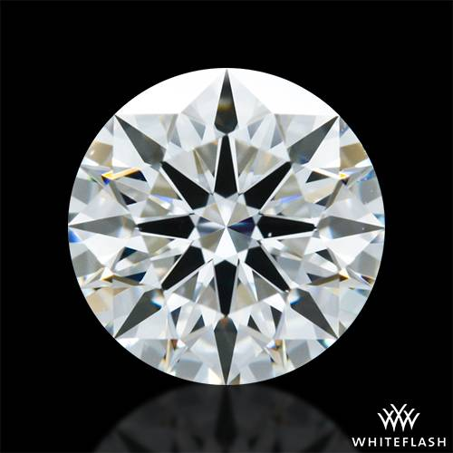 0.927 ct G VVS2 A CUT ABOVE® Hearts and Arrows Super Ideal Round Cut Loose Diamond