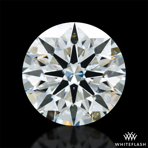 0.92 ct H VS2 A CUT ABOVE® Hearts and Arrows Super Ideal Round Cut Loose Diamond
