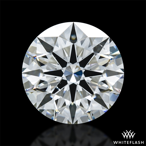 1.427 ct H VS2 A CUT ABOVE® Hearts and Arrows Super Ideal Round Cut Loose Diamond