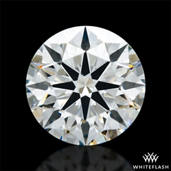 1.605 ct I VS1 A CUT ABOVE® Hearts and Arrows Super Ideal Round Cut Loose Diamond