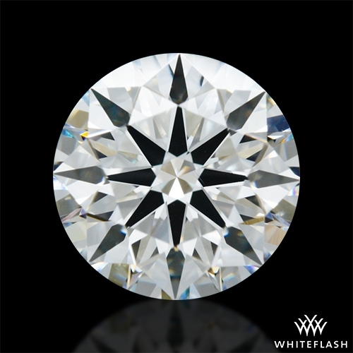 1.621 ct H VS2 A CUT ABOVE® Hearts and Arrows Super Ideal Round Cut Loose Diamond