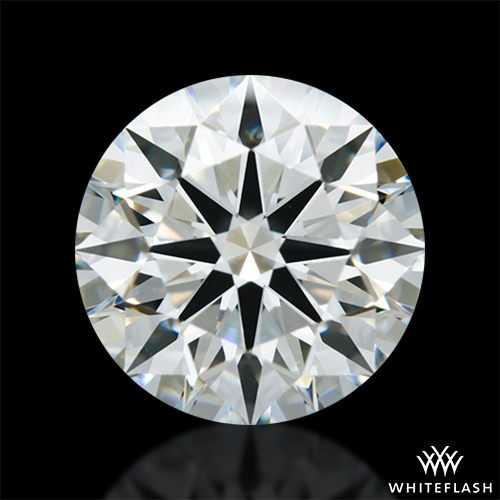 1.712 ct J VS2 A CUT ABOVE® Hearts and Arrows Super Ideal Round Cut Loose Diamond