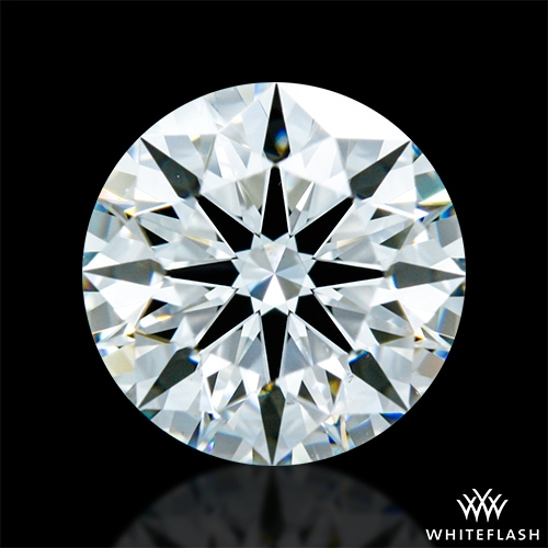 1.056 ct G VS2 A CUT ABOVE® Hearts and Arrows Super Ideal Round Cut Loose Diamond
