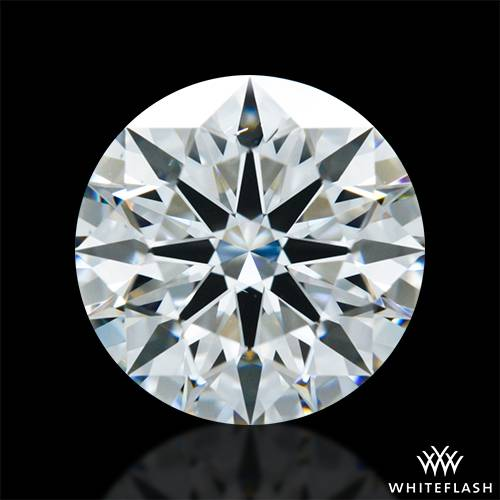 1.417 ct G VS1 A CUT ABOVE® Hearts and Arrows Super Ideal Round Cut Loose Diamond