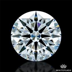 1.335 ct E VS1 A CUT ABOVE® Hearts and Arrows Super Ideal Round Cut Loose Diamond