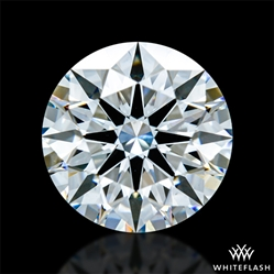1.311 ct E VS1 A CUT ABOVE® Hearts and Arrows Super Ideal Round Cut Loose Diamond