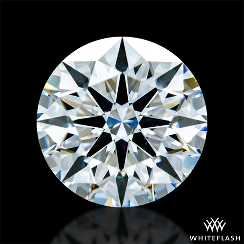 1.578 ct E VS1 A CUT ABOVE® Hearts and Arrows Super Ideal Round Cut Loose Diamond
