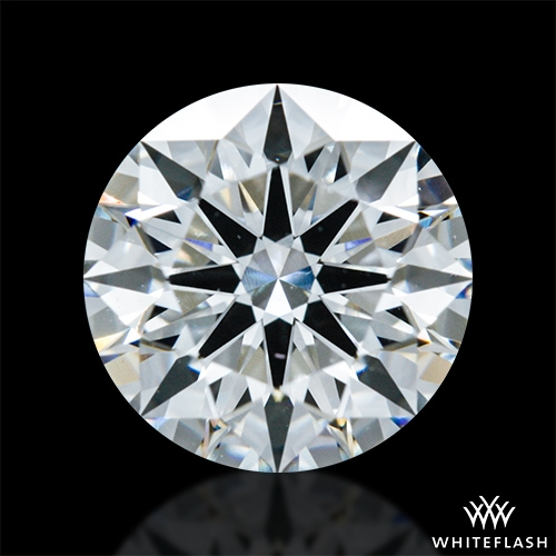 1.068 ct F VS2 A CUT ABOVE® Hearts and Arrows Super Ideal Round Cut Loose Diamond