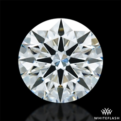 0.956 ct G VS2 A CUT ABOVE® Hearts and Arrows Super Ideal Round Cut Loose Diamond