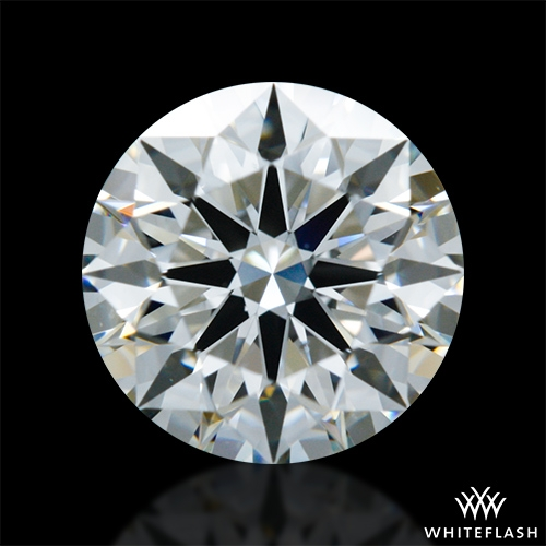 0.952 ct I VS2 A CUT ABOVE® Hearts and Arrows Super Ideal Round Cut Loose Diamond