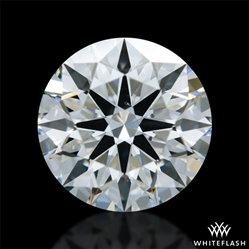 0.818 ct G VS2 A CUT ABOVE® Hearts and Arrows Super Ideal Round Cut Loose Diamond