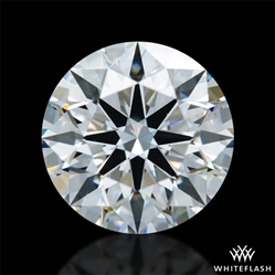 1.066 ct E VS2 A CUT ABOVE® Hearts and Arrows Super Ideal Round Cut Loose Diamond