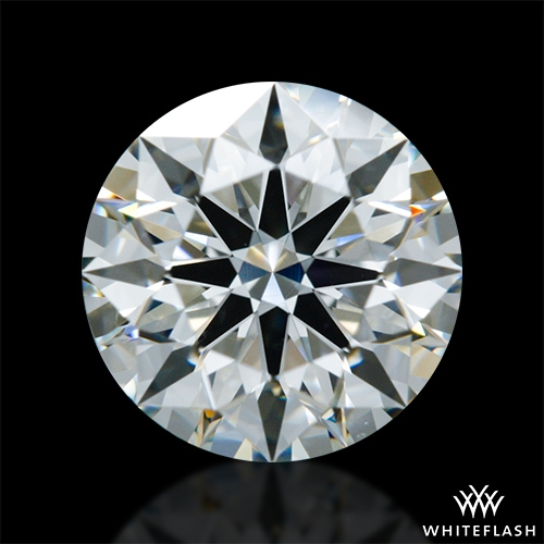 1.152 ct I VS2 A CUT ABOVE® Hearts and Arrows Super Ideal Round Cut Loose Diamond