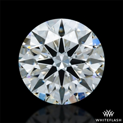 0.603 ct F VS1 A CUT ABOVE® Hearts and Arrows Super Ideal Round Cut Loose Diamond