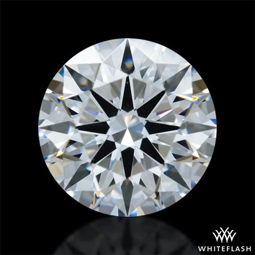 0.712 ct D VVS1 A CUT ABOVE® Hearts and Arrows Super Ideal Round Cut Loose Diamond