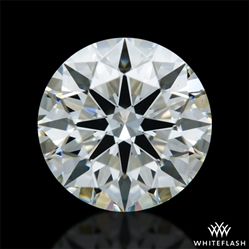 0.80 ct J VS2 A CUT ABOVE® Hearts and Arrows Super Ideal Round Cut Loose Diamond
