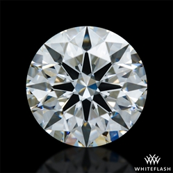 1.013 ct F VVS2 A CUT ABOVE® Hearts and Arrows Super Ideal Round Cut Loose Diamond