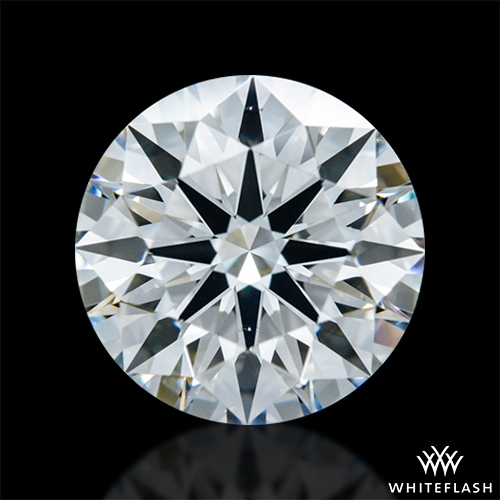 1.33 ct G VS2 A CUT ABOVE® Hearts and Arrows Super Ideal Round Cut Loose Diamond