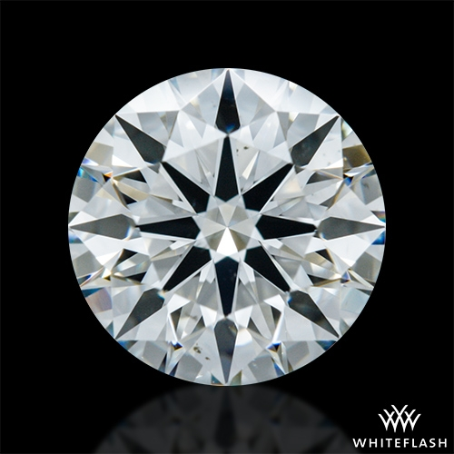 1.213 ct I VS2 A CUT ABOVE® Hearts and Arrows Super Ideal Round Cut Loose Diamond