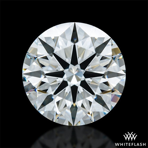 2.468 ct I VS1 A CUT ABOVE® Hearts and Arrows Super Ideal Round Cut Loose Diamond
