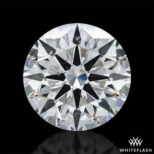 2.055 ct I VS2 A CUT ABOVE® Hearts and Arrows Super Ideal Round Cut Loose Diamond