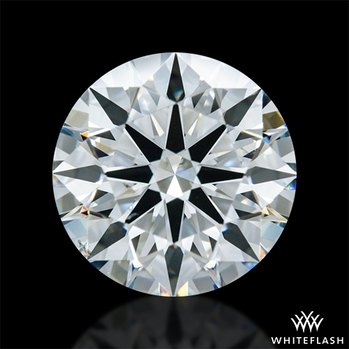 1.938 ct H VS2 A CUT ABOVE® Hearts and Arrows Super Ideal Round Cut Loose Diamond
