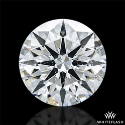2.137 ct G SI1 A CUT ABOVE® Hearts and Arrows Super Ideal Round Cut Loose Diamond