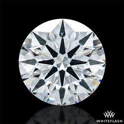 2.516 ct H VS1 A CUT ABOVE® Hearts and Arrows Super Ideal Round Cut Loose Diamond