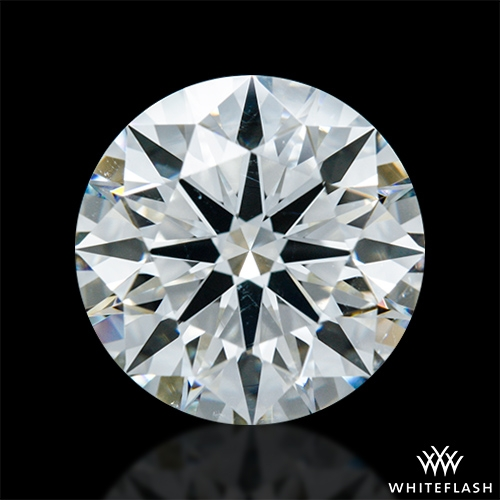1.823 ct H SI1 A CUT ABOVE® Hearts and Arrows Super Ideal Round Cut Loose Diamond