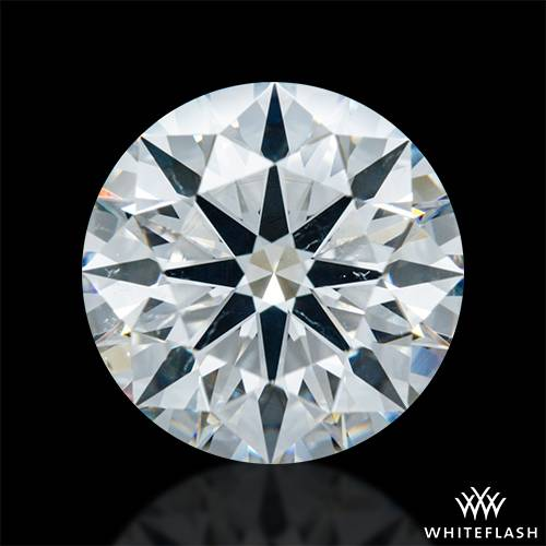 1.826 ct I SI1 A CUT ABOVE® Hearts and Arrows Super Ideal Round Cut Loose Diamond