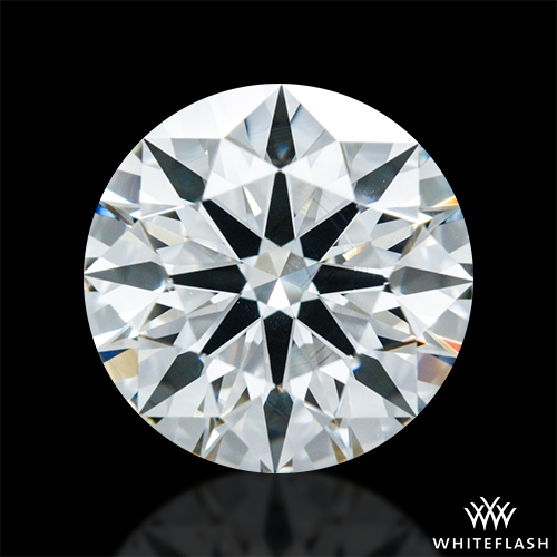 1.613 ct I VS1 A CUT ABOVE® Hearts and Arrows Super Ideal Round Cut Loose Diamond
