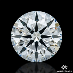 1.568 ct H VS2 A CUT ABOVE® Hearts and Arrows Super Ideal Round Cut Loose Diamond