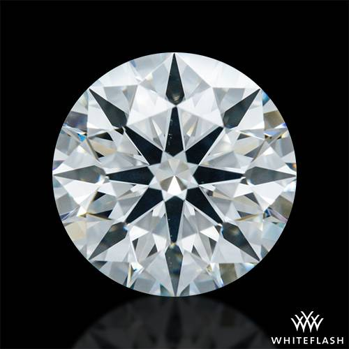 1.311 ct I VS2 A CUT ABOVE® Hearts and Arrows Super Ideal Round Cut Loose Diamond