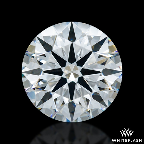 1.31 ct G VS1 A CUT ABOVE® Hearts and Arrows Super Ideal Round Cut Loose Diamond