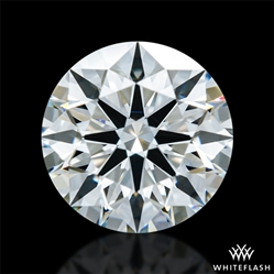 0.727 ct H VS2 A CUT ABOVE® Hearts and Arrows Super Ideal Round Cut Loose Diamond