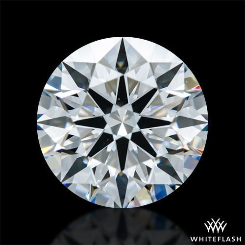 0.80 ct F VS1 A CUT ABOVE® Hearts and Arrows Super Ideal Round Cut Loose Diamond