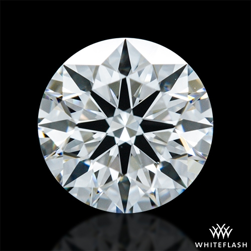 0.805 ct G SI1 A CUT ABOVE® Hearts and Arrows Super Ideal Round Cut Loose Diamond