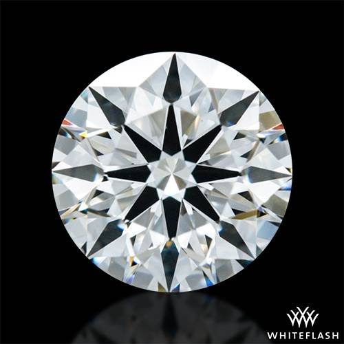 0.852 ct I VS1 A CUT ABOVE® Hearts and Arrows Super Ideal Round Cut Loose Diamond