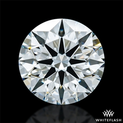 0.853 ct G VVS2 A CUT ABOVE® Hearts and Arrows Super Ideal Round Cut Loose Diamond