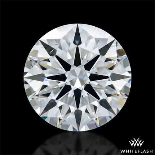 0.743 ct G VS2 A CUT ABOVE® Hearts and Arrows Super Ideal Round Cut Loose Diamond