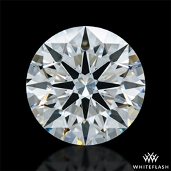 2.017 ct H VS2 A CUT ABOVE® Hearts and Arrows Super Ideal Round Cut Loose Diamond
