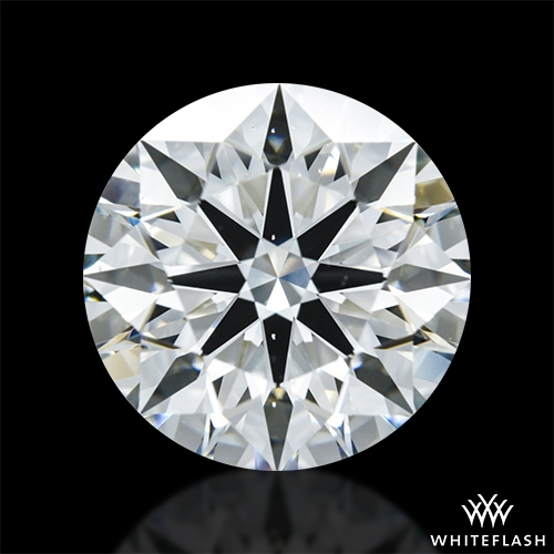 2.646 ct I VS2 A CUT ABOVE® Hearts and Arrows Super Ideal Round Cut Loose Diamond